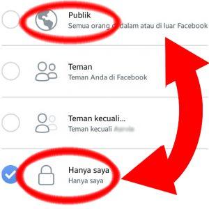 Cara Melihat Foto dan Status Fb yang Disembunyikan